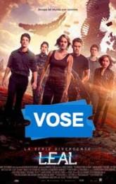 La serie Divergente: Leal (VOSE)