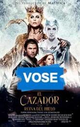 El cazador y la reina de hielo VOSE