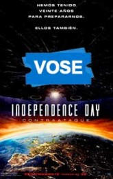 Independence Day: Contraataque (VOSE)