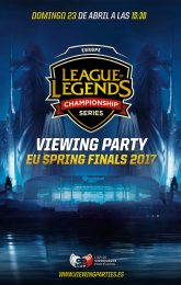 EU LCS SPRING FINALS 2017