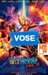 Guardians of Galaxy Vol. 2 (VOSE)