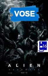 Alien: Covenant VOSE