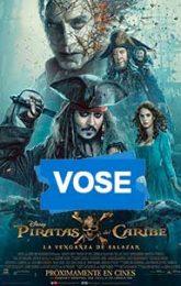 Piratas del Caribe 5 (VOSE)