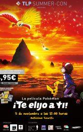 Pokémon la película ¡Te elijo a ti! (Evento TLP Summer-con)