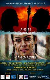 Ansite + Mah (Madre) (Charlas de cine canario)