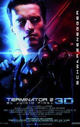 Terminator 2: El Juicio Final 3D VOSE (Charlas de cine)