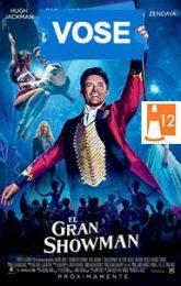 El gran showman (VOSE)