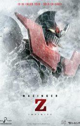 Mazinger Z: Infinity (Charlas de cine)