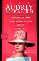 Aula de cine ULL: Ciclo Audrey Hepburn