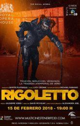 Opera Rigoletto ROH