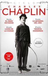 Ciclo Charles Chaplin