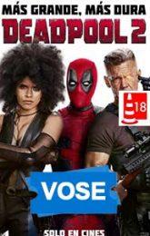 Deadpool 2 VOSE