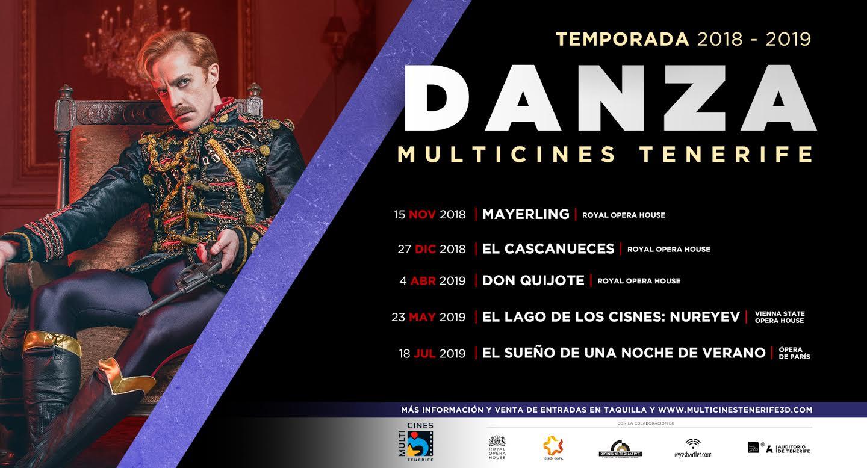 Danza Tenerife 2018 2019