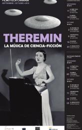 Filmoteca Canaria: Theremin, La música de ciencia-ficción