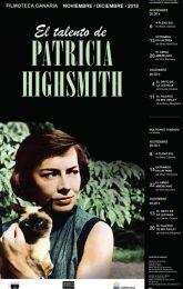 Filmoteca Canaria: El talento de Patricia Highsmith