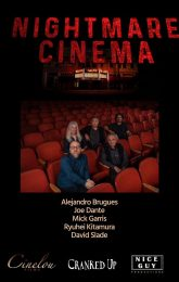 ICF: Nightmare Cinema + Charla con el director Mick Garris