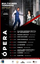 Temporada de Ópera 2019/20