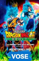 Dragon Ball Super Broly (VOSE)