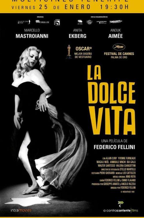 Últimas películas que has visto (las votaciones de la liga en el primer post) - Página 5 La-dolce-vita-500x760