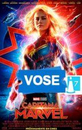 Capitana Marvel (VOSE)