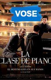 La clase de piano (VOSE)