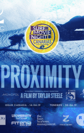 Surf Movie Night Canarias: Proximity