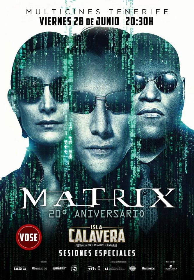 Matrix 20 aniversario tenerife