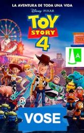 Toy Story 4 (VOSE)