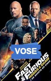 Fast & Furious: Hobbs & Shaw (VOSE)