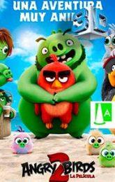 Angry Birds 2 La Película (3D)