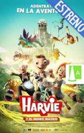 Harvie y el museo mágico