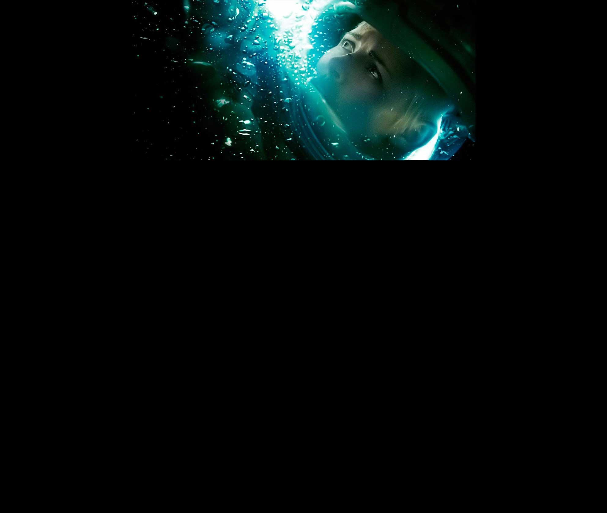 Slider-underwater