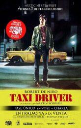 Charlas de cine: Taxi Driver