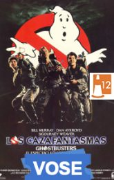 Charlas de Cine: Cazafantasmas (1984) - VOSE