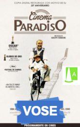 Charlas de Cine: Cinema Paradiso
