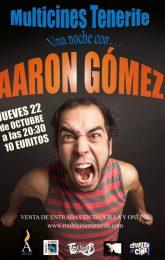 Una noche con... Aarón Gómez