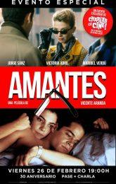 Charlas de Cine: Amantes