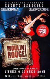 Charlas de Cine: Moulin Rouge (VOSE)