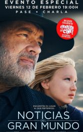 Charlas de Cine: Noticias del gran mundo