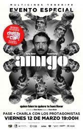 Charlas de Cine: Amigo